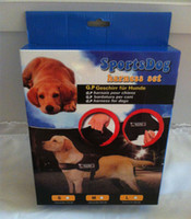 New SportsDog High Quality Pet Dog Harness Training Safety F...