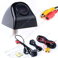Car Camera night view - Waterproof Night Vision Color Car Rear Reverse View Back Up Camera