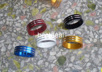 Wholesale Bicycle MTB alloy spacers washer pad ring set mm multicolor Bicycle Accessories