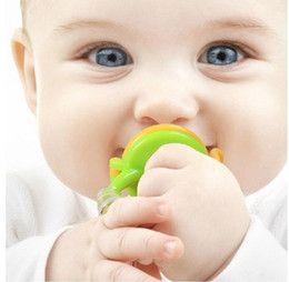 Wholesale Retail Hot Sale New Clevamama Cleva Feed piece Baby Fresh Food Safe Silicone Feeders Cups Baby Weaning