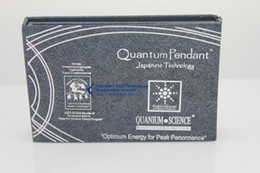 Wholesale High Qulity Quantum Science Energy Mobile Sticker Anti radiation Shield Chip with Authenticity Card sets