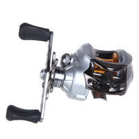 Wholesale 10BB Left Right Hand Bait Casting Fishing Reel Ball Bearings One way Clutch High Speed H10236
