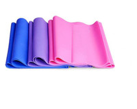 Resistance Bands tpe as photo showed Body Yoga Resistance Bands Thera Band Tension for Pilates Fitness Gym Building Exercise Training Yoga Strap Band L655