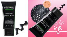 Wholesale 100Pcs ml SHILLS Deep Cleansing Black Peel Off MASK Facial Clean Blackhead