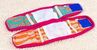 al por mayor dog underwear-Bonito color al azar 5 tamaños de la ropa interior nueva mascota Shorts Sanitarias perro masculino pañal # 3558