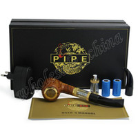 Wholesale Special Design big vapor E pipe kit e cigarette China with high quality E cigars in gift Box Luxury big vapor pipe