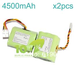 Wholesale 2 Piece v mAh Battery for Neato XV XV XV XV XV Vacuum Cleaner Battery