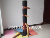 Wholesale Mu k Yan Jong mook jong ving tsun dummy with strong iron body traditional style