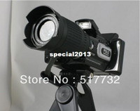 Wholesale POLO Po Tat HD9100 HD camcorder with million pixels x telephoto wide angle digital camera DV