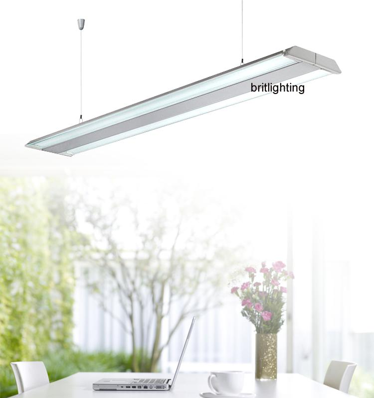 Commercial Led Office Lighting: Discount Grille Office Pendant Lights Commercial Led