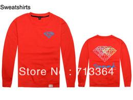 New fashion diamond style print o-neck pullover autumn casual sweatshirt men's clothing hoodie long-sleeve hip hop sweatshirt