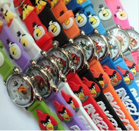 Wholesale Cute Kids Slap On Watch ideal children days gift Wrist Watch for Boys kids per mix different colors