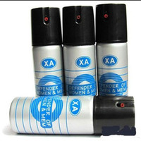 self defense - Self Defense Pepper Spray Hot Protection Device Safety Security ml Silvery in stock now