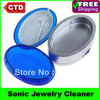 Wholesale Ultrasonic Energy Wave Cleaner for Jewelry amp Eye Glasses Cleaning