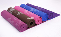 Wholesale 1PCS mm fitness yoga mat household cushion fitness blanket equipment slip resistant pad