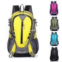 Wholesale 32L Outdoor Sports Hiking Camping Backpack shoulders bags Daypack Waterproof Travel Bag
