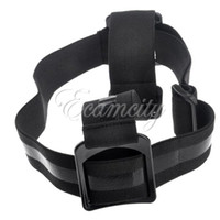 Wholesale Adjustable Camera Head Elastic Belt Strap Mount Adapter for Gopro GO pro HD Hero Outdoor sport Headstrap dandys