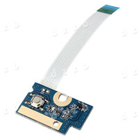 Wholesale Power Switch Button Board Ribbon For HP G42 G56 G62 G72 COMPAQ CQ42 CQ56 CQ62 CQ72 dandys