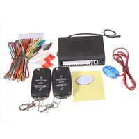 Wholesale car Remote Control Central Door Locking Conversion Lock Kit Keyless Entry System For VW Golf mk4 mk5 dandys