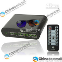 Wholesale D to P HDMI D Conversion Signal Video Converter Box Set for TV Movie Blue Ray Xbox DVD PS3