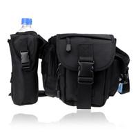 Wholesale New Waterproof Multi Purpose Fishing Rod Tackle Bag Pesca Pole Package Waist Pack Messenger Bags H10271