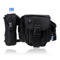 Fishing bag fishing rod bag - New Waterproof Multi Purpose Fishing Rod Tackle Bag Pesca Pole Package Waist Pack Messenger Bags H10271