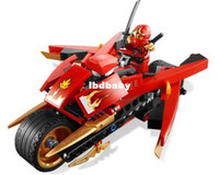 Wholesale BELA Ninjago Phantom Ninja minifigures generations Kay wheel motorcycle building block sets eductional kids toys