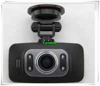 1 channel dash cameras - 1080P inch LCD Car DVR Vehicle Camera Video Recorder Dash Cam G sensor HDMI GS8000L Car recorder DVR