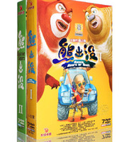 Wholesale Hoteest Carton dvd Bears US UK Version quot Onepiece quot chinese animation dvd tv series movies dvd use overseas DHL