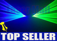 auto bg - 150mW Lens double lens heads green and blue GB BG DJ Laser Light Disco Party Stage Light laser equipment DMX