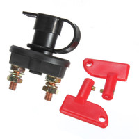 Wholesale New Car Auto Boat Truck Battery Terminal Disconnect Kill Cut Off Cutoff Power Switch dandys