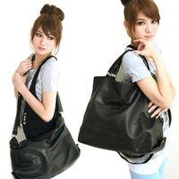 Wholesale S5Q Stylish Women Ladies Shoulder Tote Hobo Leather Messenger Bag Handbag Purse AAACZZ