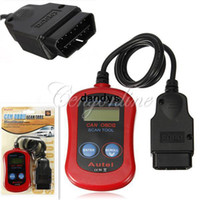 Wholesale MS300 OBDII OBD2 Car Auto Diagnostic Diagnose Engine Code Reader Scanner Tester Tool Can Retail Package dandys