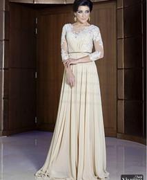 Wholesale 2014 Arabic Kaftan Vestidos de fiesta formales long Sleeve Women Long Party Dresses Abaya Dubai Evening Gowns dhyz03