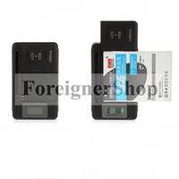 300 PCS Cargador universal del USB Adaptador del recorrido de la pared del muelle de la sinc. Del USB para la galaxia S S2 S3 S5 de Samsung Nota 2 3 4 iphone 4 4S 5 5S 6 Batería SS-5