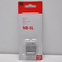 Wholesale 5 pieces mAh Digital Camera Battery NB L NB5L NB L for Canon SX200 IS SX210 IS SX220 HS SX230 HS