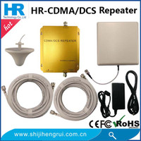 Wholesale CDMA amp DCS mobile phone booster MHz cell phone umts repeater