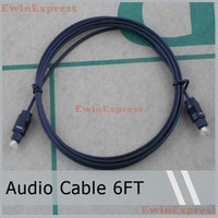 Wholesale Hot sale durable Digital Optical Fiber Optic Toslink Audio Cable FT