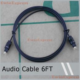Wholesale Hot sale durable Digital Optical Fiber Optic Toslink Audio Cable FT
