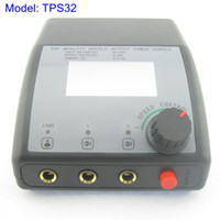 Wholesale Digital Dual LCD Display Tattoo Power Supply For Machine Gun Kit Set Supply TPS32