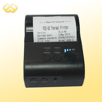Wholesale Mini Bluetooth Ticket Receipt Printer For Android Mobile TP B1