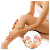 Wholesale 2pcs Magnetic Massager Toe Ring Fitness for Slimming Loss Weight Feet Care