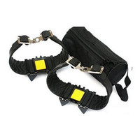 Wholesale High Quality Climbing Harnesses Safe Seat Belt Rubber Harnesses Round Outdoor Gear