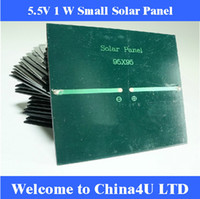 yes pv solar panel - 5 V W mA Mini monocrystalline polycrystalline solar Panel small resin solar cell PV module DIY solar Kits
