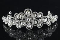 Wholesale Wedding Bridal Tiara Jewelry Crystal Hair Ornaments Wedding Dress Accessories Each buyers Custom Made Cheap HOT Tiaras Be