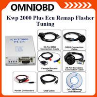 automotive flashers - Professional KWP2000 ECU Plus Flasher KWP2000 chip tuning KWP2000 ECU Flashing tool KWP Newest Version