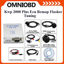 Wholesale Professional KWP2000 ECU Plus Flasher KWP2000 chip tuning KWP2000 ECU Flashing tool KWP Newest Version