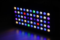 White,Red,Green,Violet,Blue aquarium led lighting - Dimmable W LED Aquarium Light Full Spectrum W LED Fish Tank Reef Coral Grow