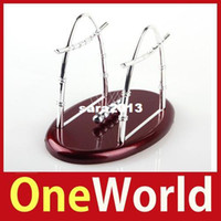 Wholesale OneWorld Newtons Cradle Balance Ball Physics Science Fun Desk Toy Accessory Gift Save up to