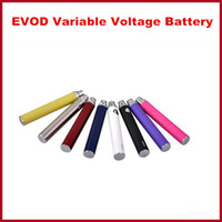 New EVOD Variable Voltage Battery Adjust Voltage by Button f...